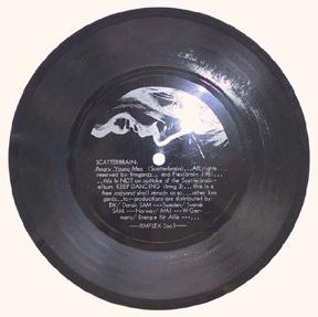 Tredie Tilstand - Kold Vinyl
